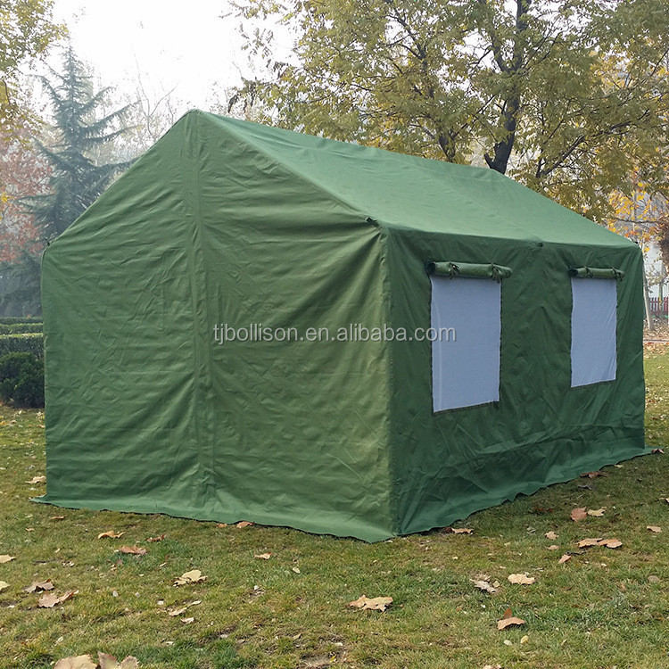 2-40Person Super Strong Waterproof Heavy Duty Canvas TentGreen Color Canvas Army Tent & 2-40person Super Strong Waterproof Heavy Duty Canvas TentGreen ...