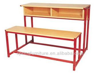 Décolier En Bois Banc De Table Standard école Table Banc Buy
