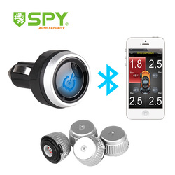 Wireless Bluetooth External Sensor TPMS Car System For Android Smartphone
