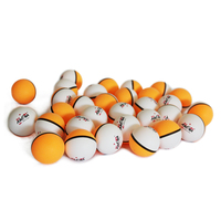 High quality D40+ table tennis ball wholesale seamed ABS pingpong balls