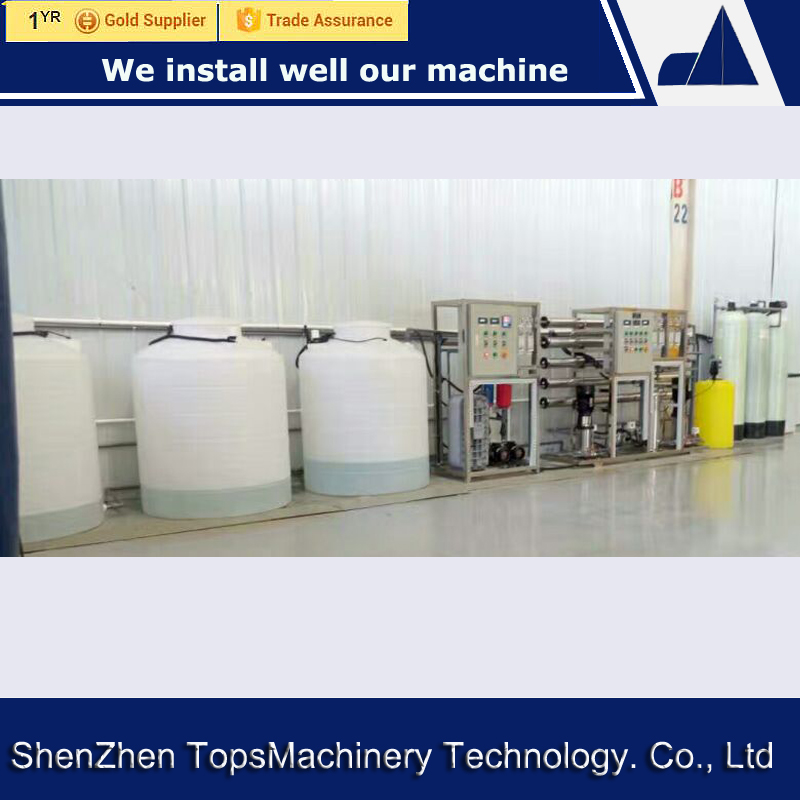commercial ro water treatment systems / ro water treatment process equipments osmose