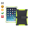reasonable price pc+tpu hybrid camo case for ipad cooling case