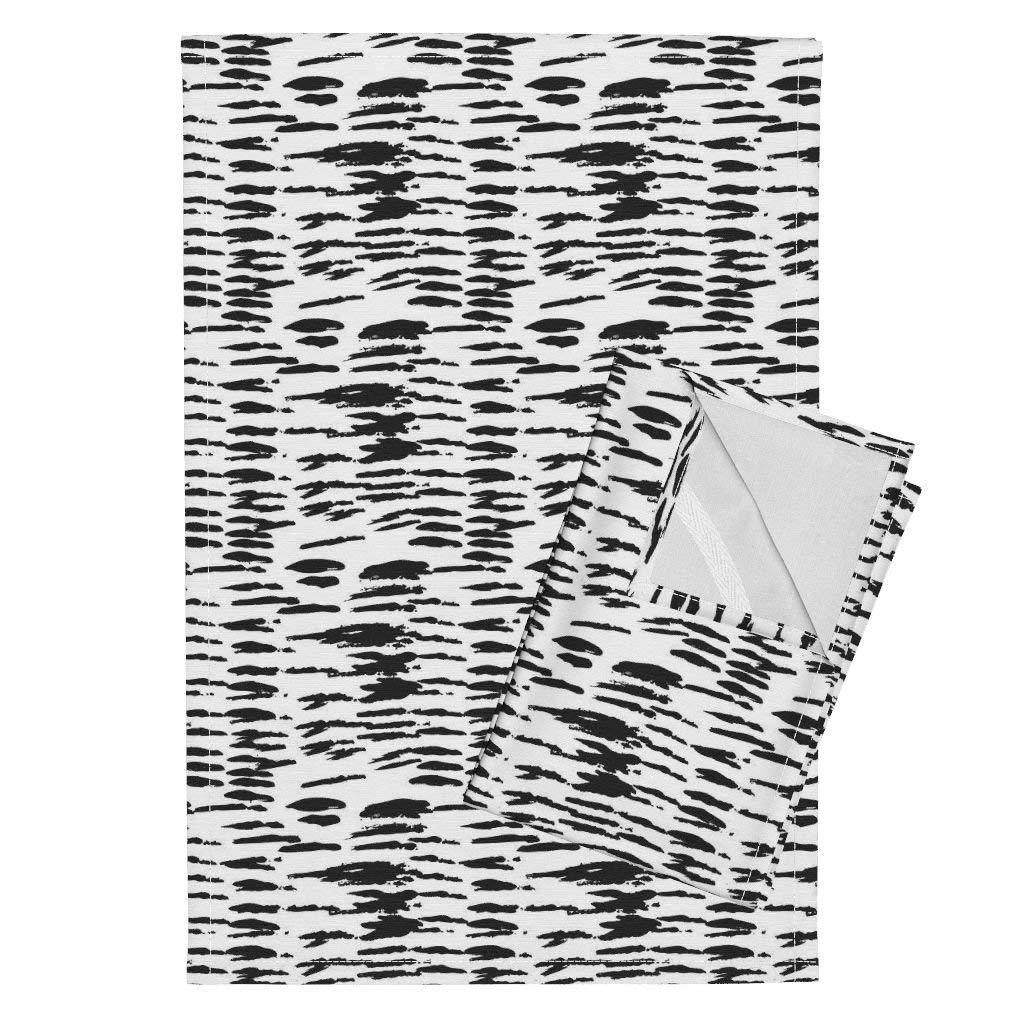 BingGuiC Boys Quick Dry Shorts Abstract Geometric Crossing Lines Gray Fashion Swim Trunks