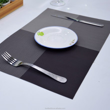 tablemat hardboard cork backed placemats Made In China