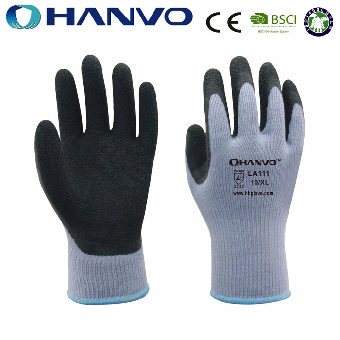 Hanvo Winter Cheap 10gauge Latex Gloves Wholesale - Buy
