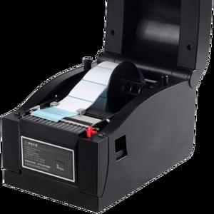 OCBP-005 16-82mm desktop bluetooth thermal barcode printer