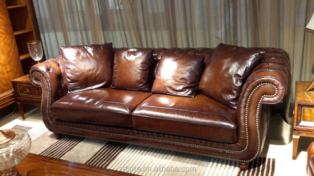 Amazing Best Hot Sale Classic Leather Sofa