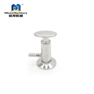Weld/Tri Clamp/Thread Stainless Steel SUS 304/ 316L Sanitary Sampling Valve Manufacturer