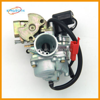 50cc 19 Mm Carburetor With Electric Choke For Jog 50 Jog50 Scooter Atv  Minarelli 1e40qmb 2 Stroke 50 70cc 90cc - Buy 19mm Jog50 Carburetor,1e40qmb