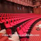 Commercial Furniture Theater Seat Chair Theater Cup Holder Concert Hall Seat Cinema Chair