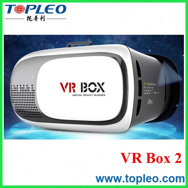 3d vr virtual reality headset 3d glasses vr box for smartphones iphone