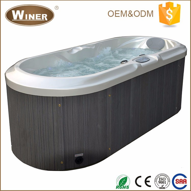 Guangzhou Winer Outdoor Indoor Musical Acrylic Portable 2 Person Leg ...