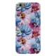 Luxury Phone Case for iPhone 8 7 Plus Printing Back Cover with flower patten Lady Phone Shell