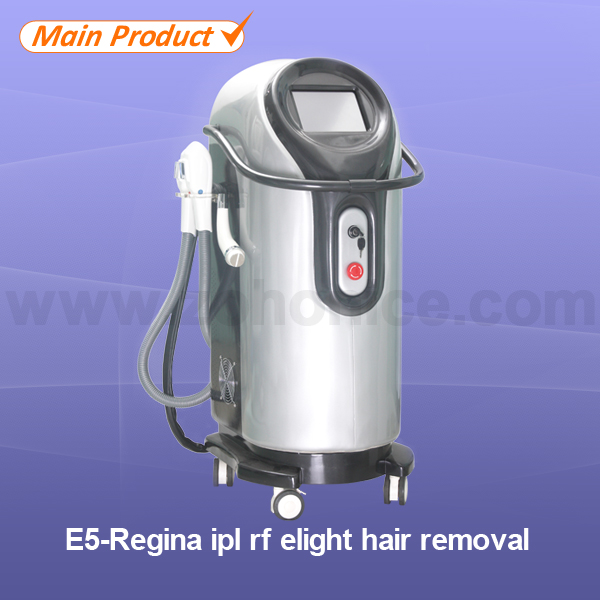 High quality beauty salon e-light beauty equipment with ipl&rf for skin care