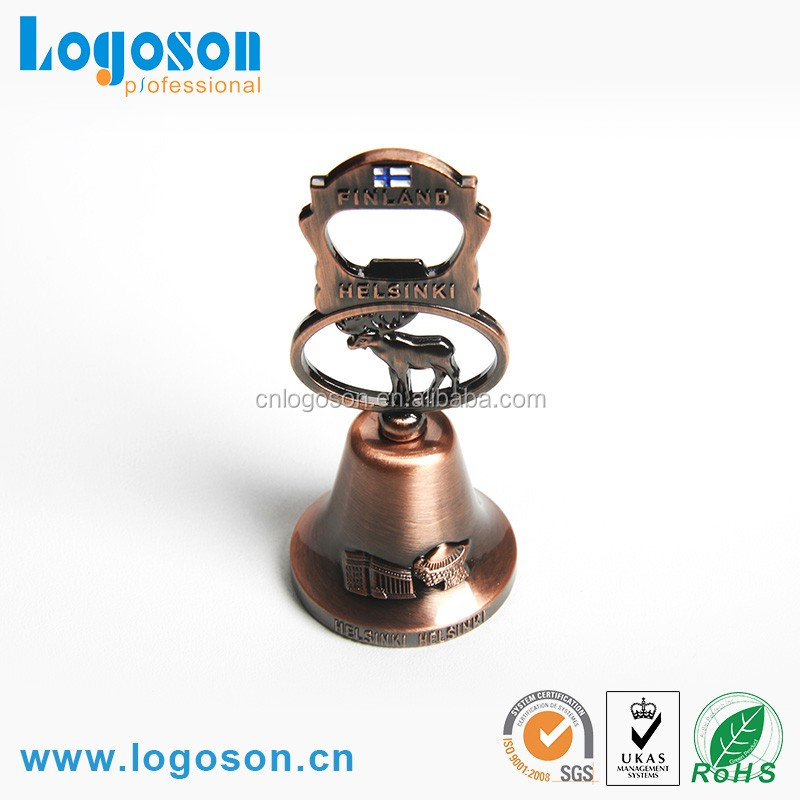 Best selling items beautiful decoration antique brass bell