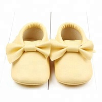 Manufacture wholesale baby moccasin shoes leather baby shoes in bulk baby shoes supplier