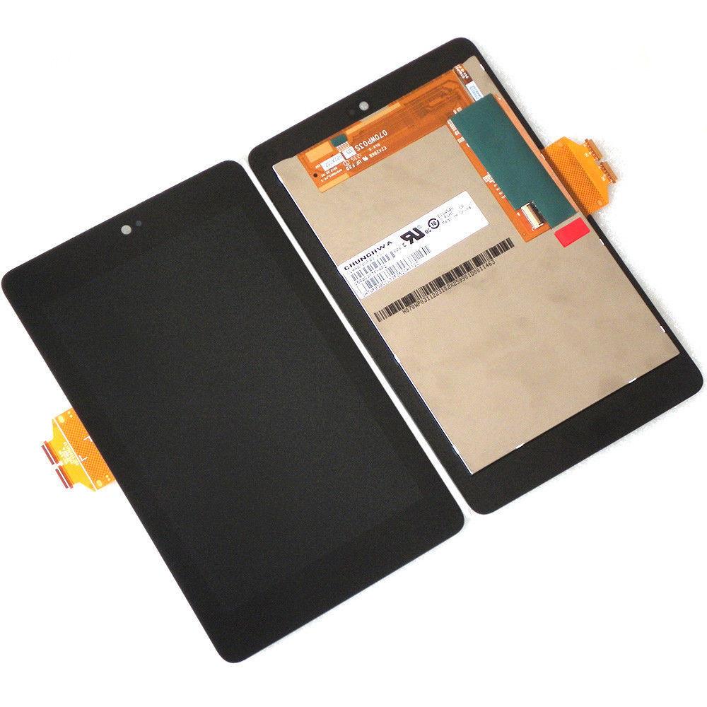 100% Новый Черный Высокое качество сенсорного экрана digitizer lcd дисплей тяга Для Asus GOOGLE Nexus 7 ASUS ME370T ME370TG бесплатная инструменты