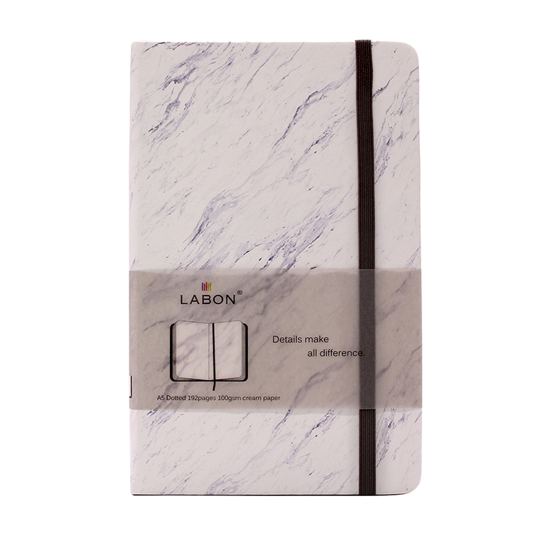 Gran Stock PU cubierta Material colorante papel reciclado mármol ...