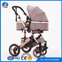 Alibaba Online Wholesale Cheap Price High Landscape Baby Prams 2016 Stroller With En71 Certificate