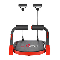 AS SEEN ON TV Wholesale Ab Crunch Gym Equipment Price,Fitness Equipment Gym