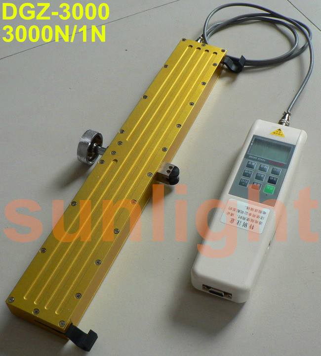 Elevator Rope Tension Gauge 3000N DGZ-3000