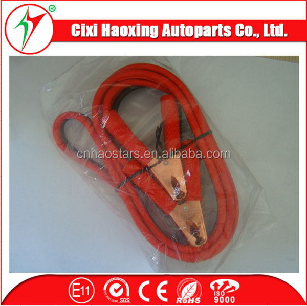 Good quality promotional booster cable/jump start cable