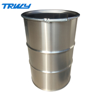 stainless steel barrel drum