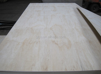 4mm Pine Plywood /pine Commercial Plywood /furniture Grade Pine ...