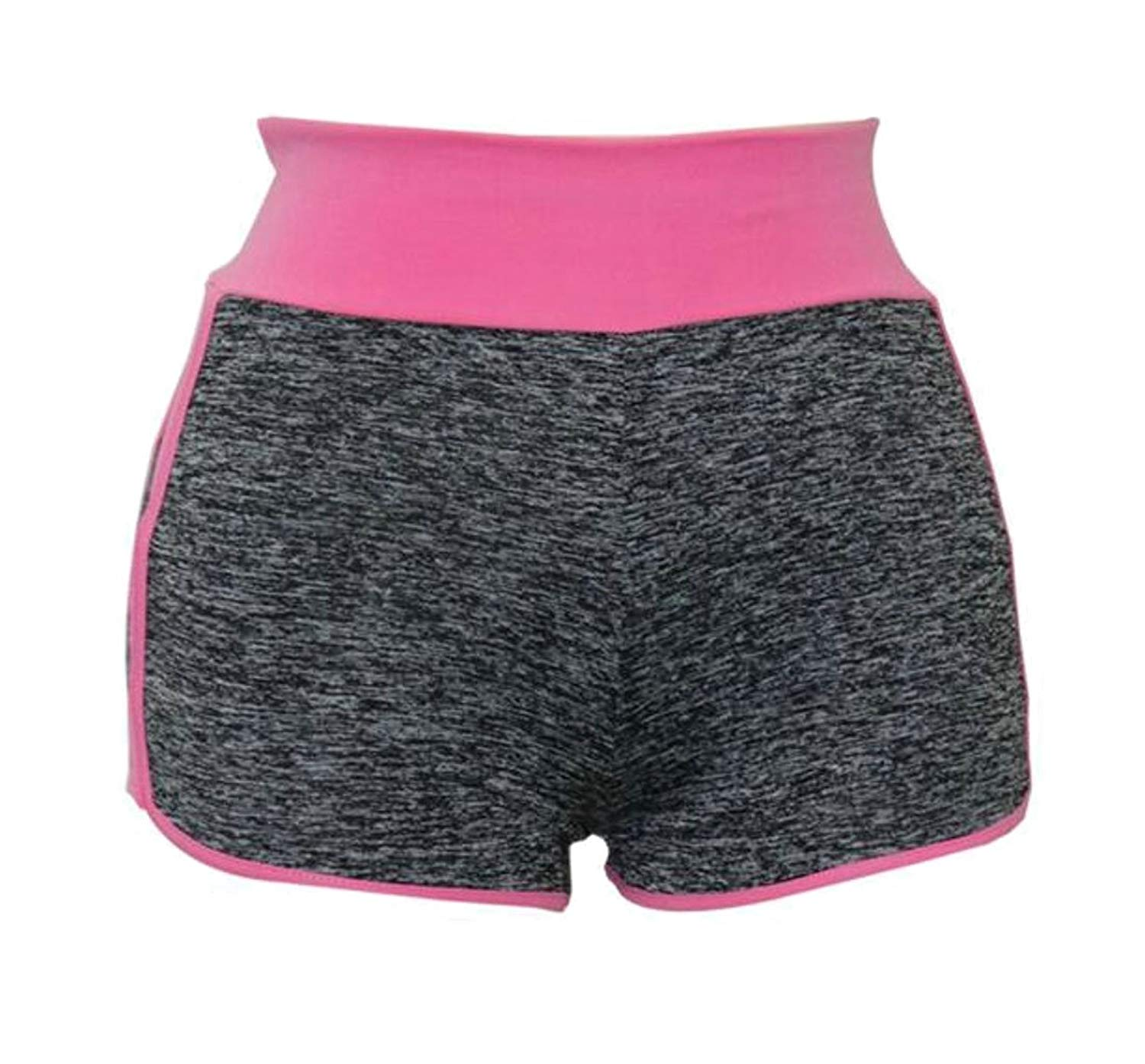 7fec836e4b Get Quotations · Beloved Womens Workout Shorts Fitness Running Shorts  Stretch Sport Yoga Shorts