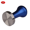 Factory OEM Aluminum Coffee Tamper With SS Holder Support Base