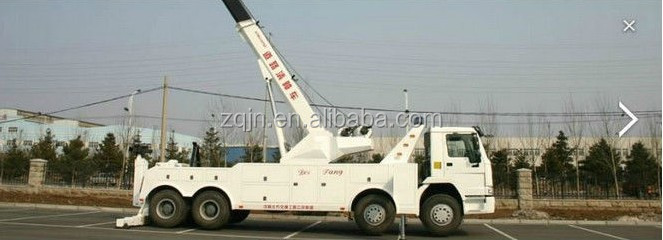 Sinotruk Howo 8x4 cheap tow truck for sale