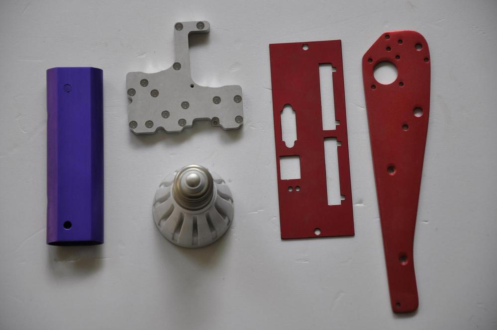 Plastic End Cap Used In Aluminum Profiles