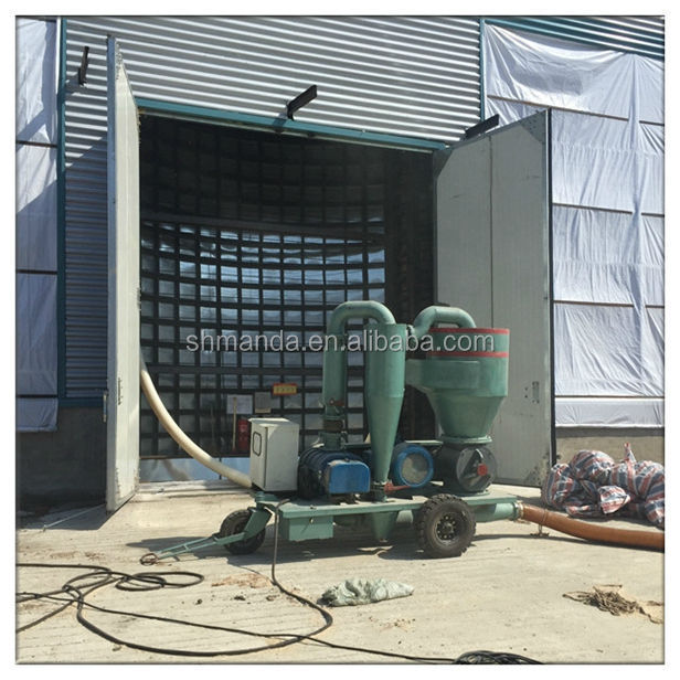 China Supplier Container Loading Grain/rice Suction Air Conveyor ...