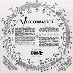 Weems & Plath Marine Navigation Vectormaster Circular Slide Rule and Navigation Tool by Weems & Plath