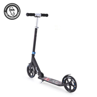 two big wheels folding electric scooter for adult extreme sport scooter
