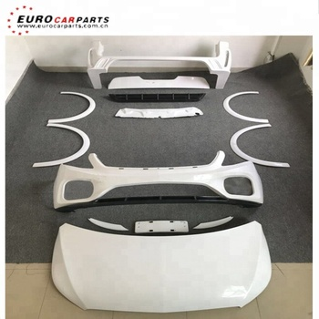 W447 Body Kits Fit For V Class W447 Eurocar W447 Kit Pp Material