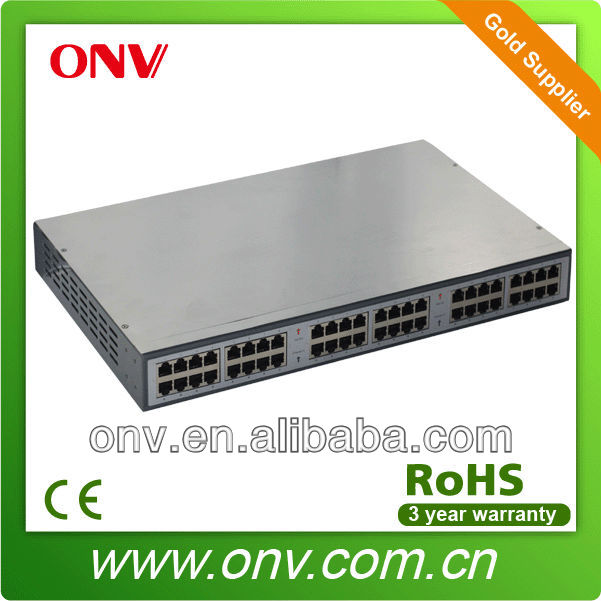 Hot sell 24 PoE Midspan injector for Cisco switch