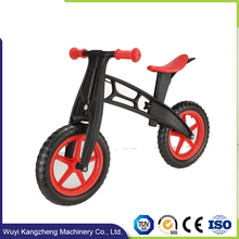 China outdoor toys wooden design kids balance bike for children