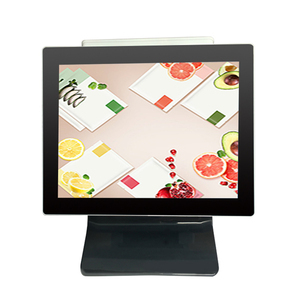 Restaurant ordering machine touch screen terminal pos all in one