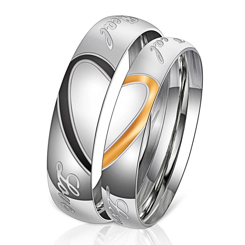 5363708813fe Venta al por mayor borrar grabado anillo oro-Compre online los ...