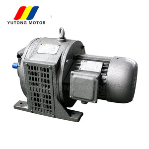 high quality YCT speed adjustable magnetic motor