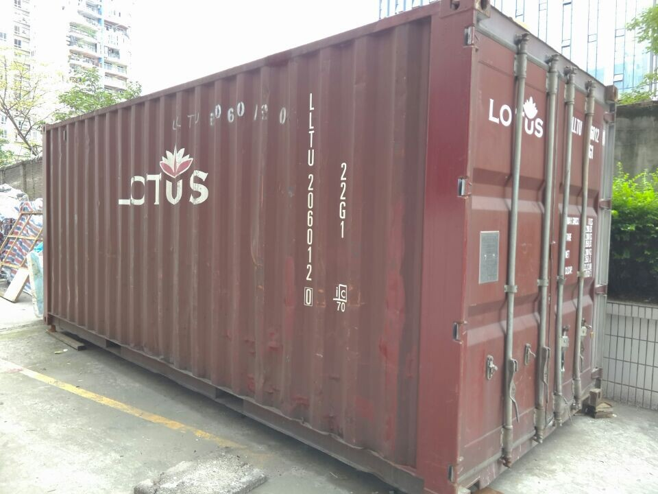 Mobile Container Water Plant Portable Water Treatment Unit