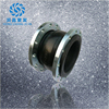 Absoring movement high pressure single sphere rubber bellow expansion joint