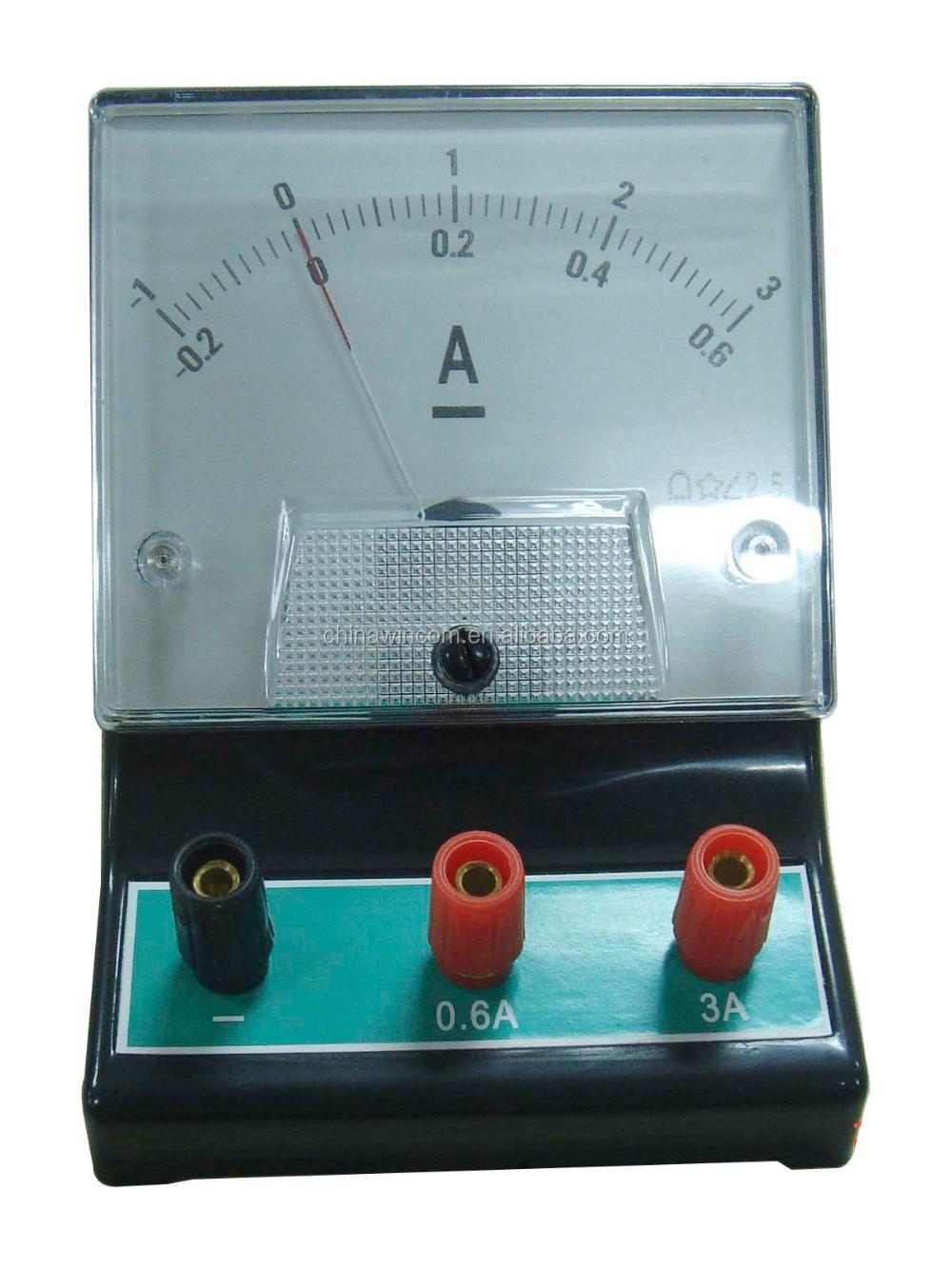 Digital Ammeter Panel Mount : Analog ammeter panel mount buy