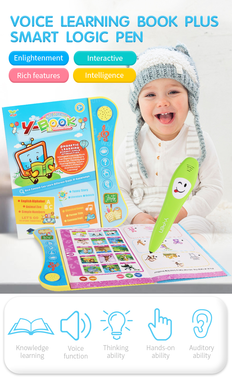 2019 Multi-function Touch Screen Toys For Kid Fun Study ...