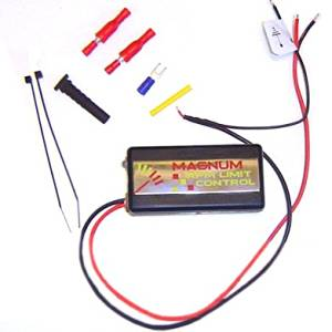7LU-142A Ignitor III Adaptive Dwell Control Multiple Spark with Digital Rev Limiter for Lucas 4-Cylinder Engine Pertronix