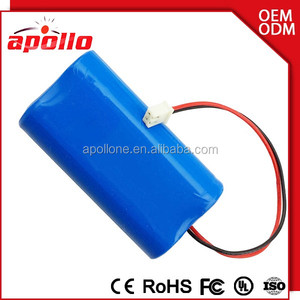headway lifepo4 6.4v 2800mah rechargeable battery pack for UPS /Solar