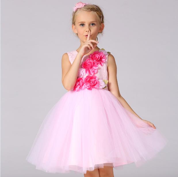 Купить платье для девочки китай