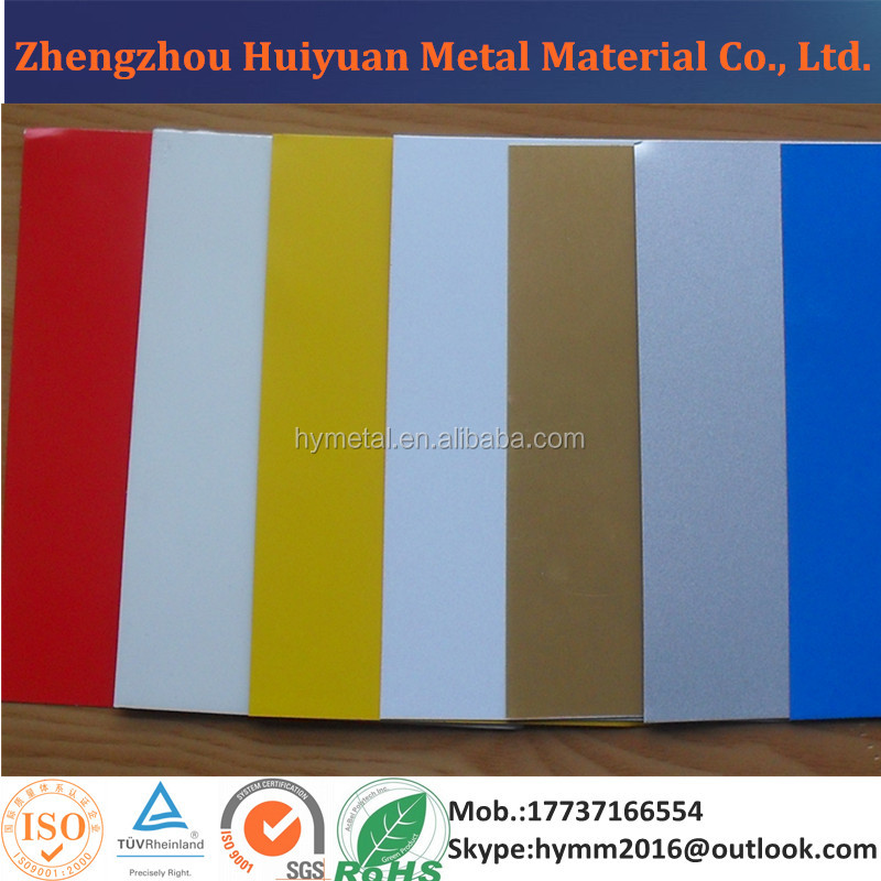 Painted Color Aluminum Sheets Plates, Painted Color Aluminum Sheets ...