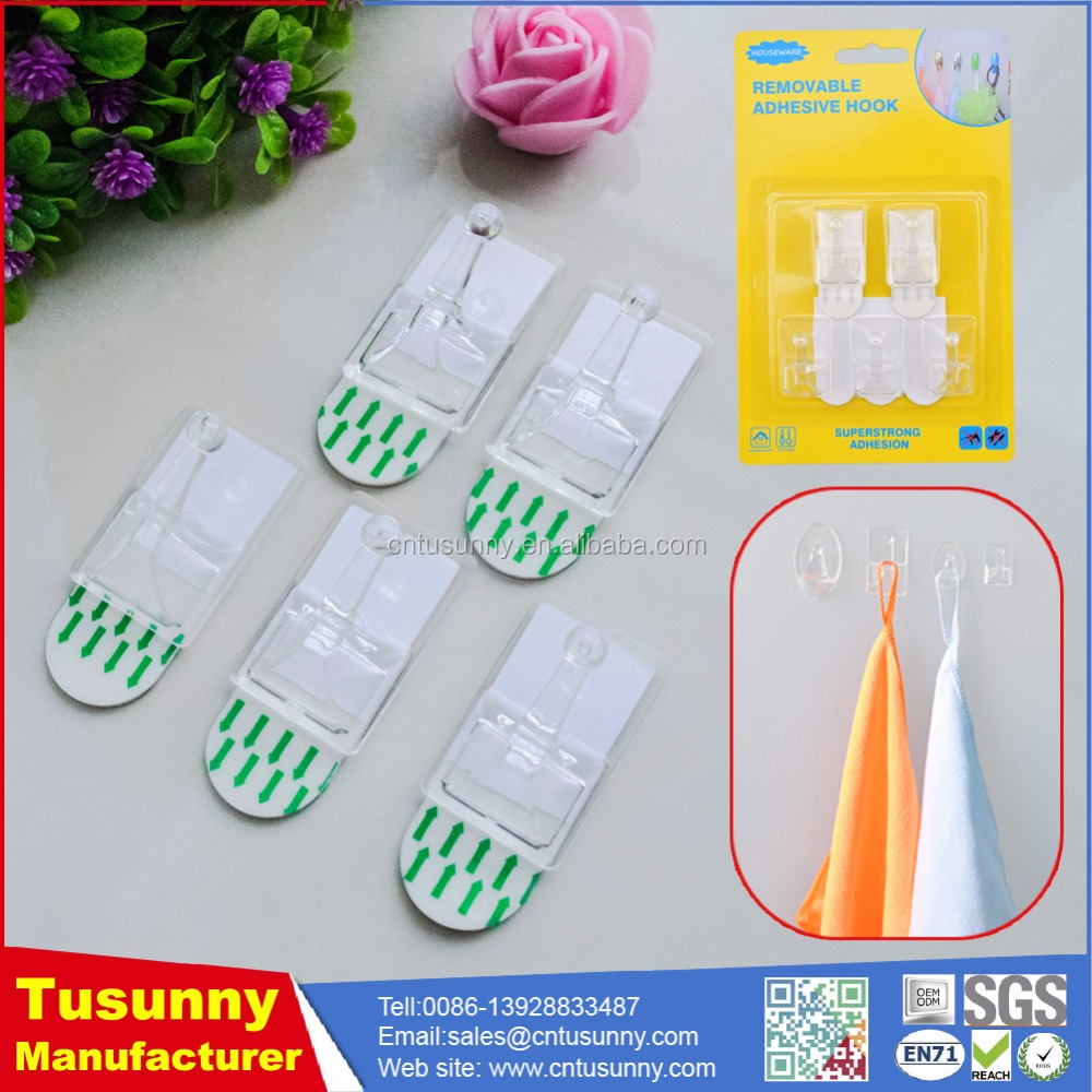 adhesive removable ceiling hook, adhesive removable ceiling hook